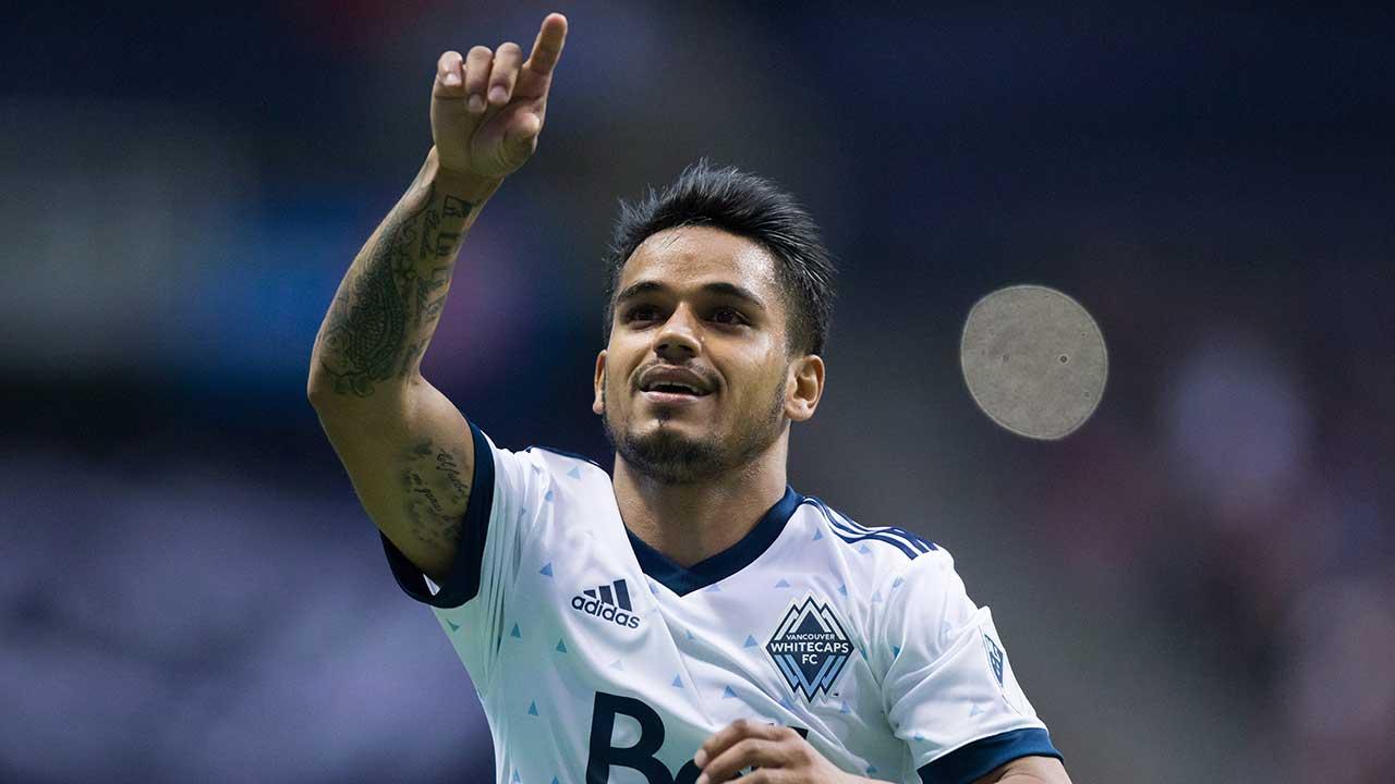 Techera's free kick helps Whitecaps salvage draw with FC Dallas