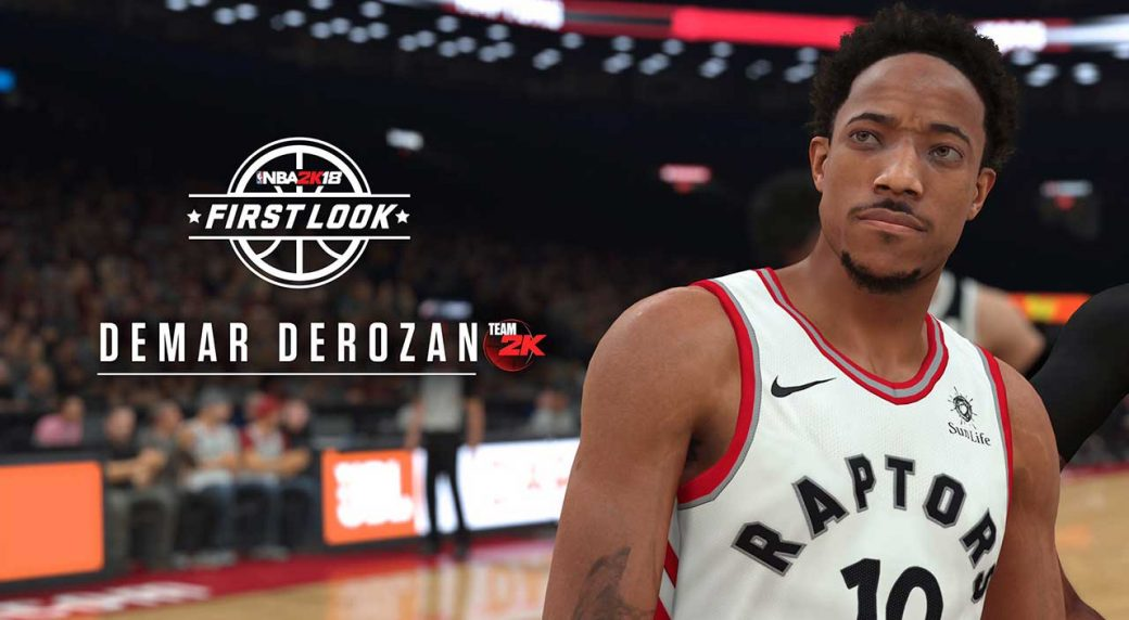 1dc5327cfca7 DeMar DeRozan tops NBA 2K18 player ratings for Raptors - Sportsnet.ca