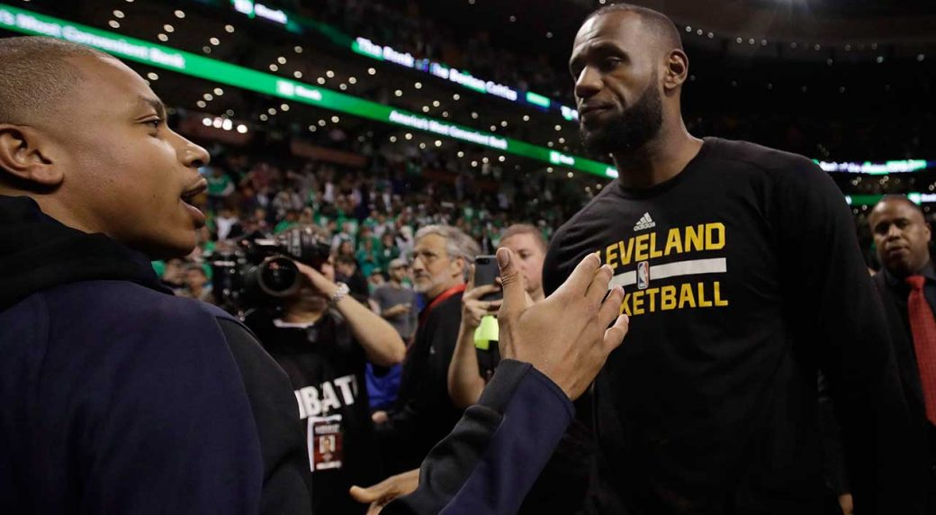 Celtics Send 2020 2nd Round Pick to Cleveland to Seal Irving Trade