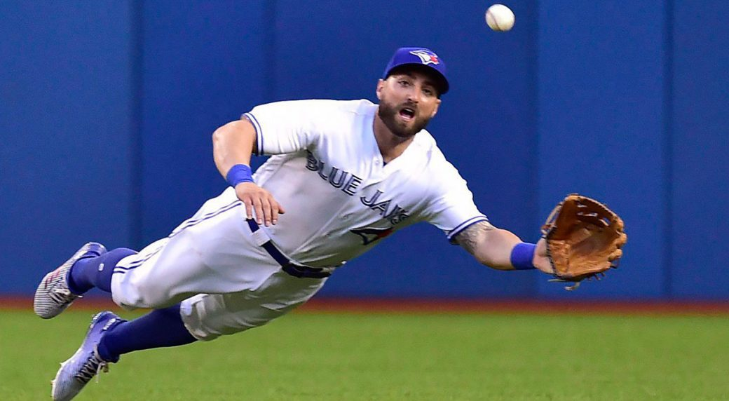 Blue Jays' Kevin Pillar makes catch that 'might be his best ever' - Sportsnet.ca