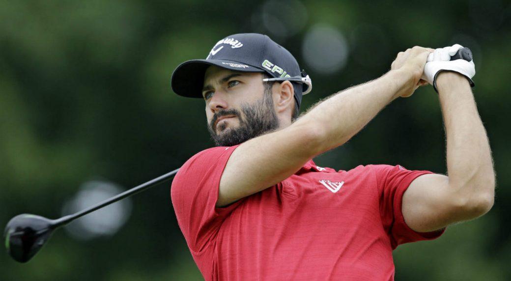 canadian golf star adam hadwin looks for early pga tour win in 2018