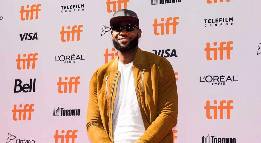83b800892f7c1 LeBron James to star in animated yeti movie  Smallfoot  - Sportsnet.ca
