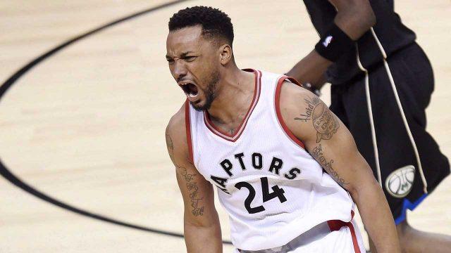 Toronto-Raptors;-Norman-Powell
