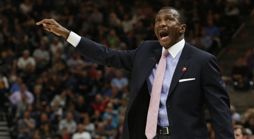 NBA All-Star Game: Raptors coach Dwane Casey to lead Team LeBron