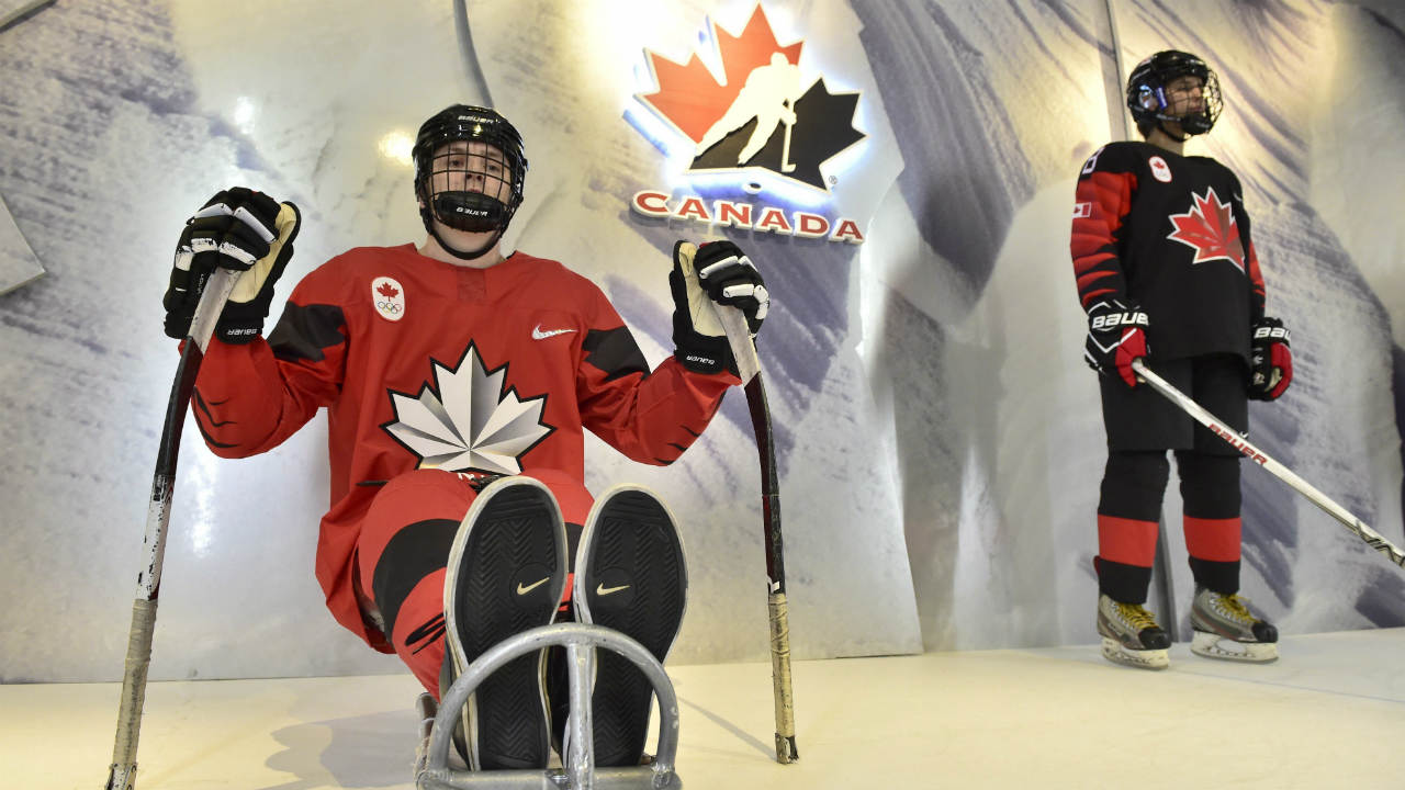 229773ad5fe Closer look at Team Canada s new Olympic hockey sweaters - Sportsnet.ca
