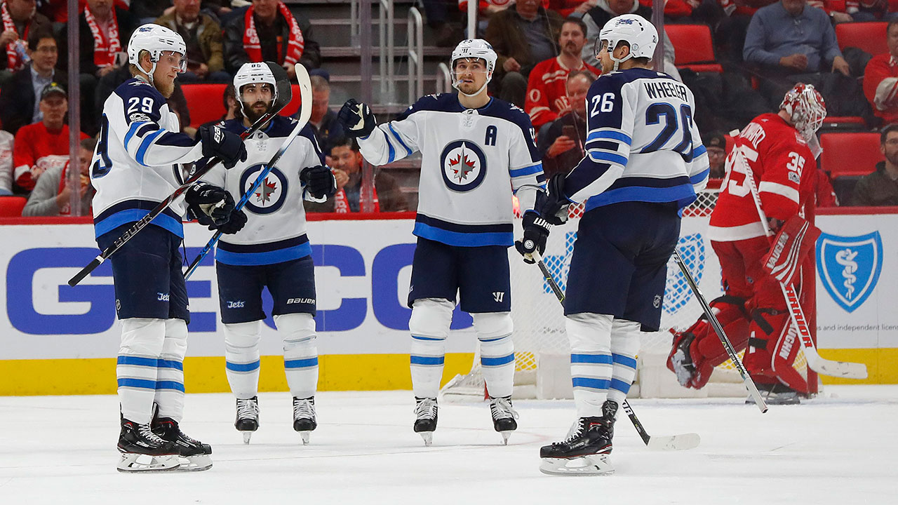 How the Winnipeg Jets became one of the NHL\'s best, and three other ...
