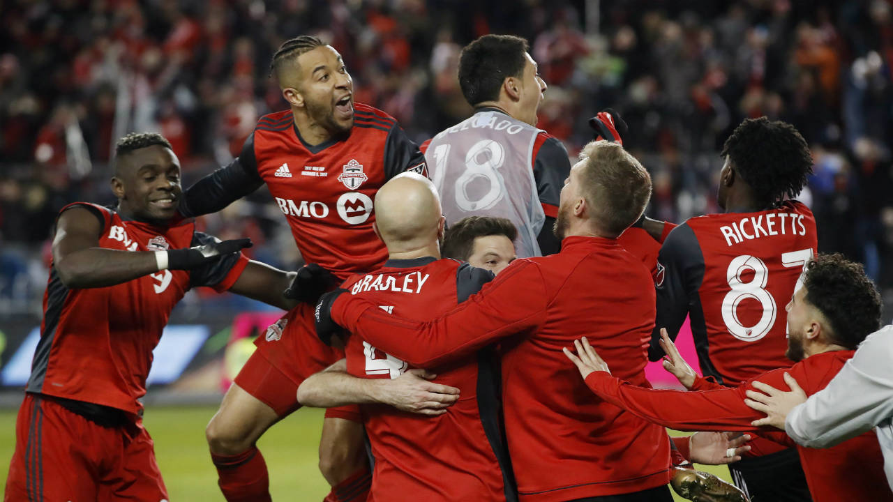 Molinaro: TFC's MLS Cup win was a very long time in coming