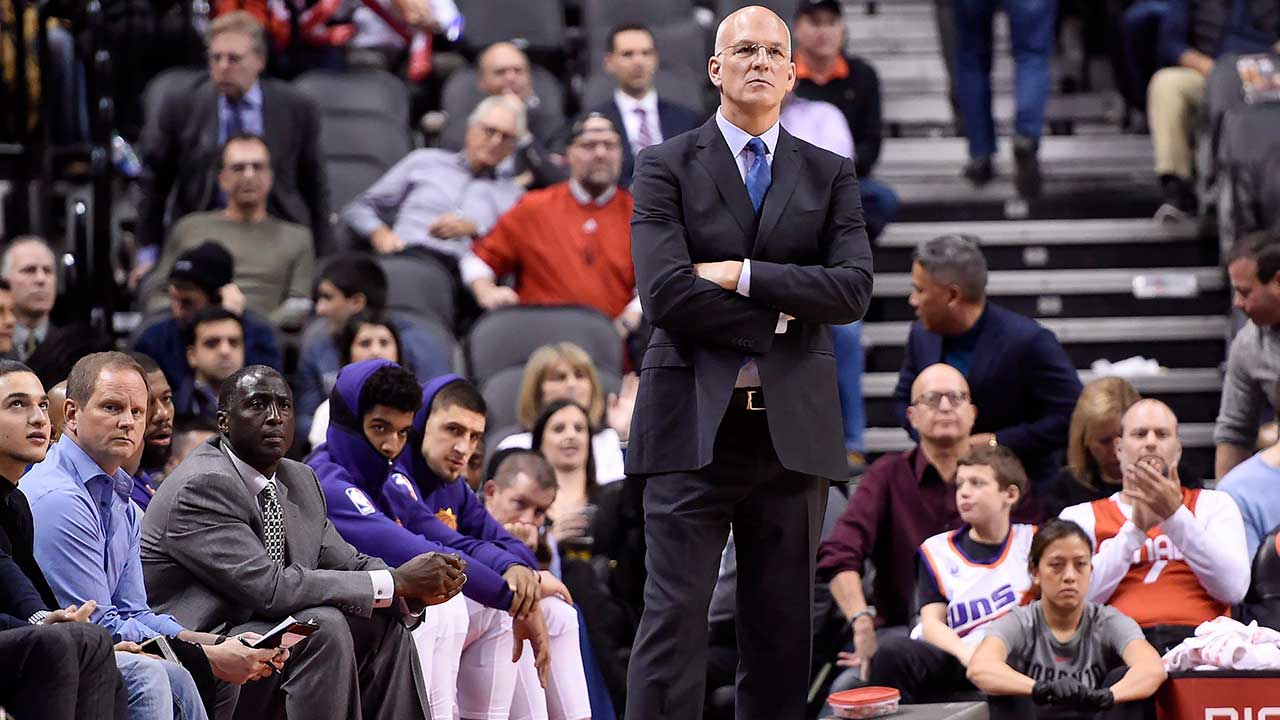 Jay Triano joining Hornets as lead assistant