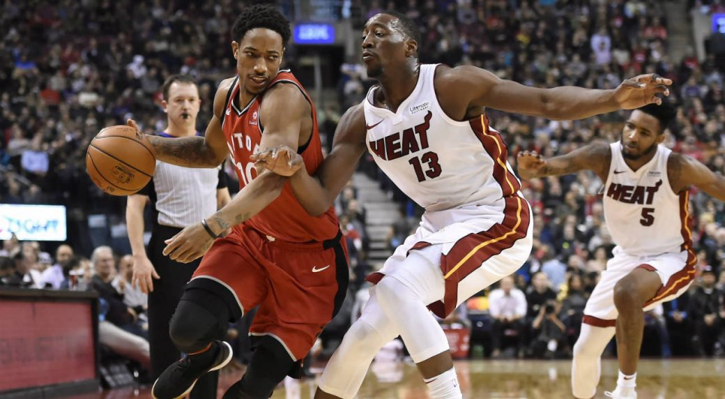 Game Preview: Raptors at Heat
