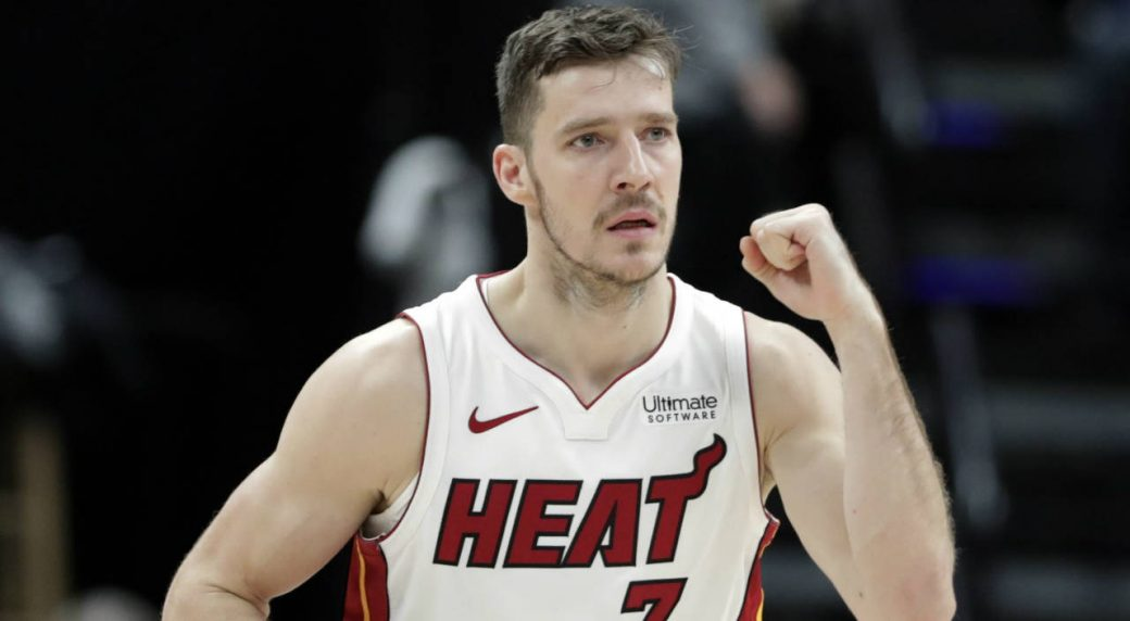 31e3a547017 Heat s Goran Dragic selected as all-star replacement for Kevin Love ...