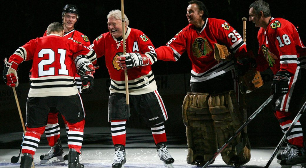b56bae9e3da Chicago Blackhawks uniform voted greatest in NHL history - Sportsnet.ca