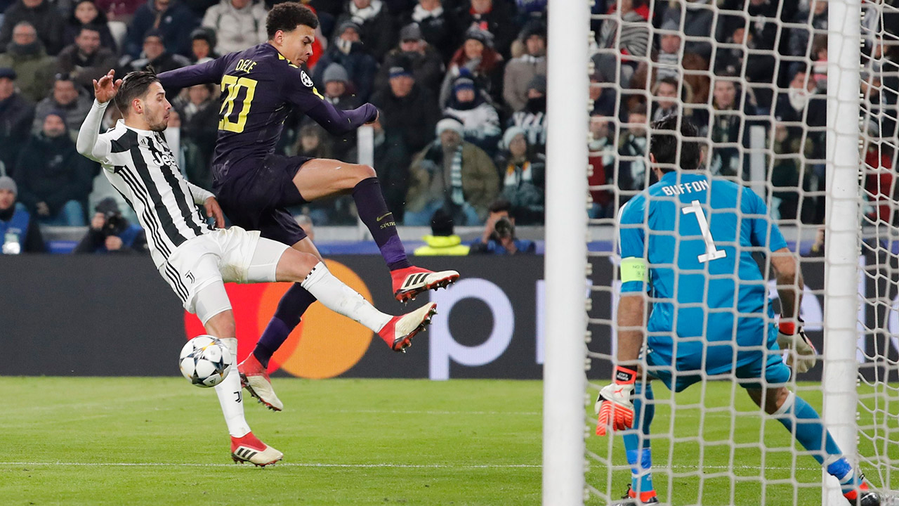 Champions League takeaways: A titanic tussle in Turin