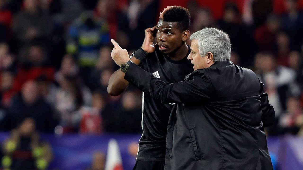 Manchester United must choose Pogba over Mourinho
