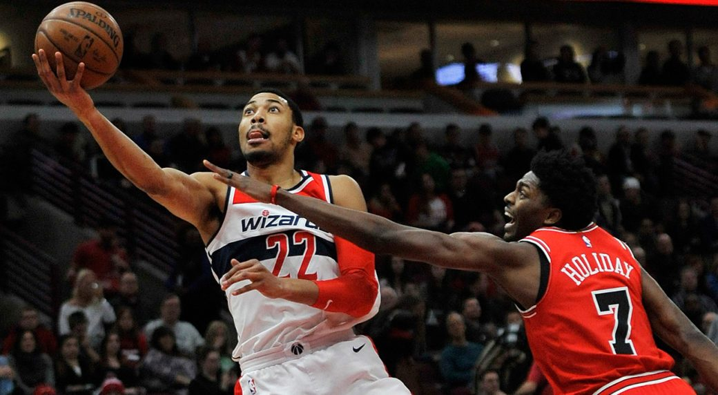 Wizards deal Porter to Bulls for Portis, Parker