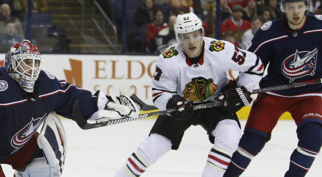 Bruins acquire Tommy Wingels from Blackhawks for pick - Sportsnet.ca 01daa59bb