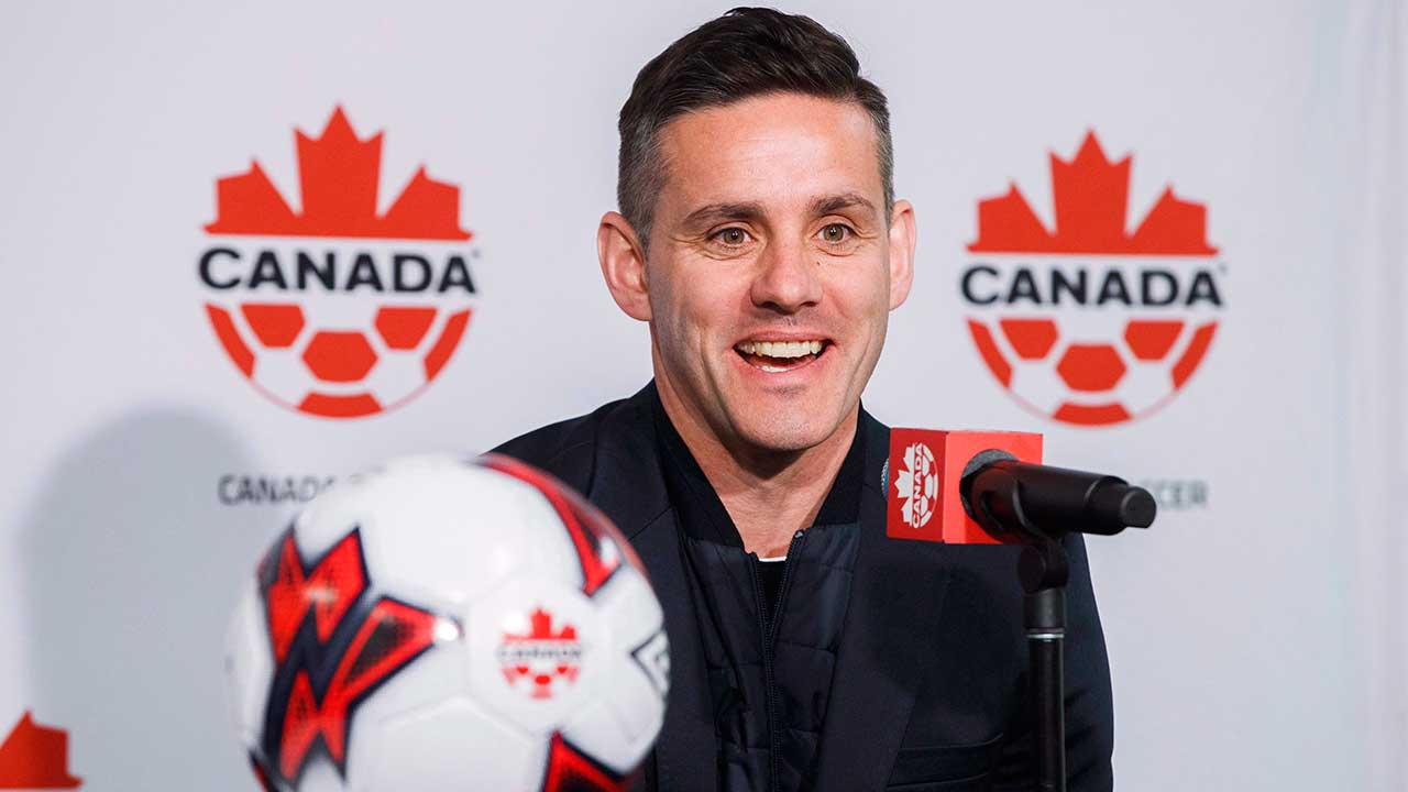 Herdman: Canada will qualify for 2022 World Cup, compete in 2026