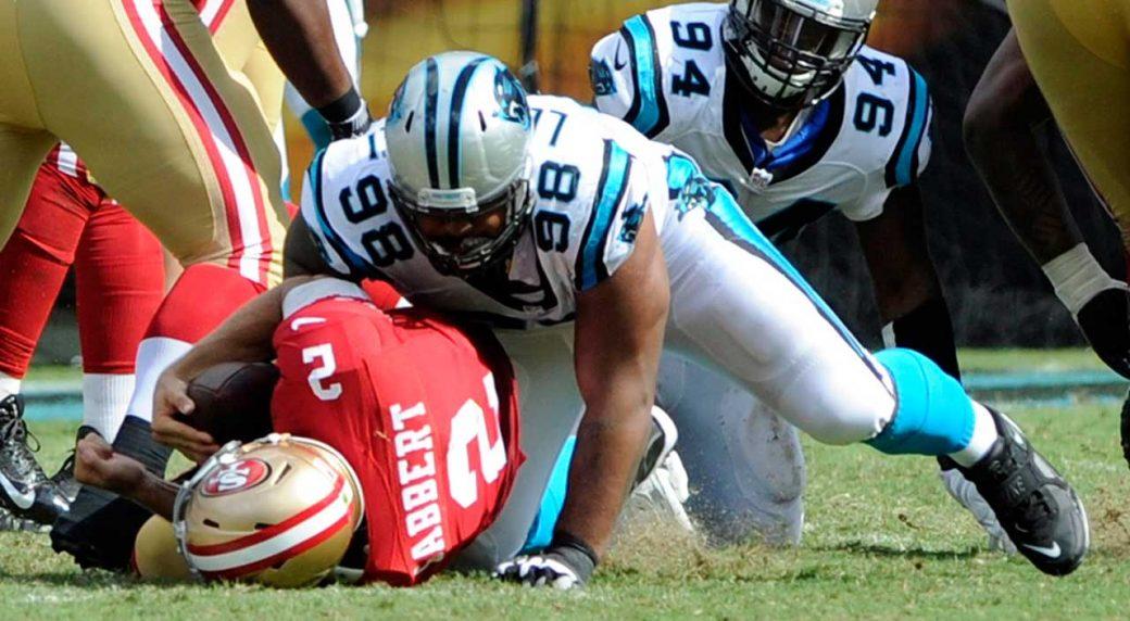 Veteran defensive tackle Kyle Williams returning to Bills
