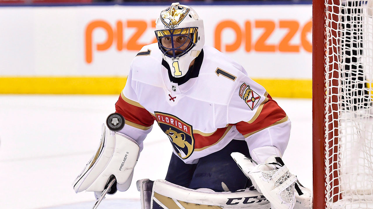 635d1285cf5 Panthers activate Roberto Luongo off injured reserve - Sportsnet.ca