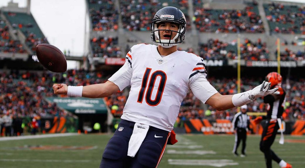 Brock Osweiler leads Dolphins to overtime win against Bears
