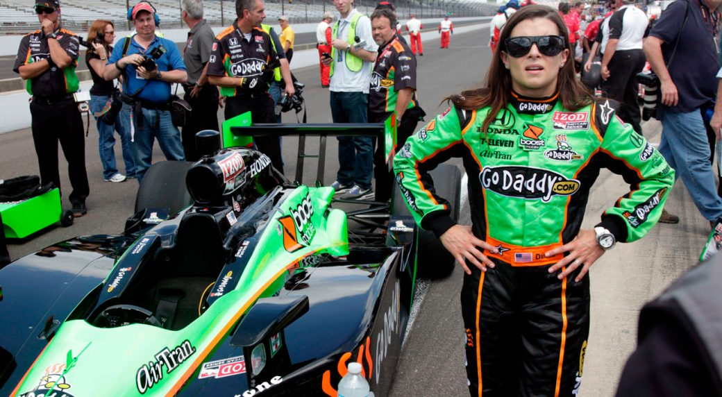Danica Patrick's career comes full circle at Indianapolis Motor Speedway