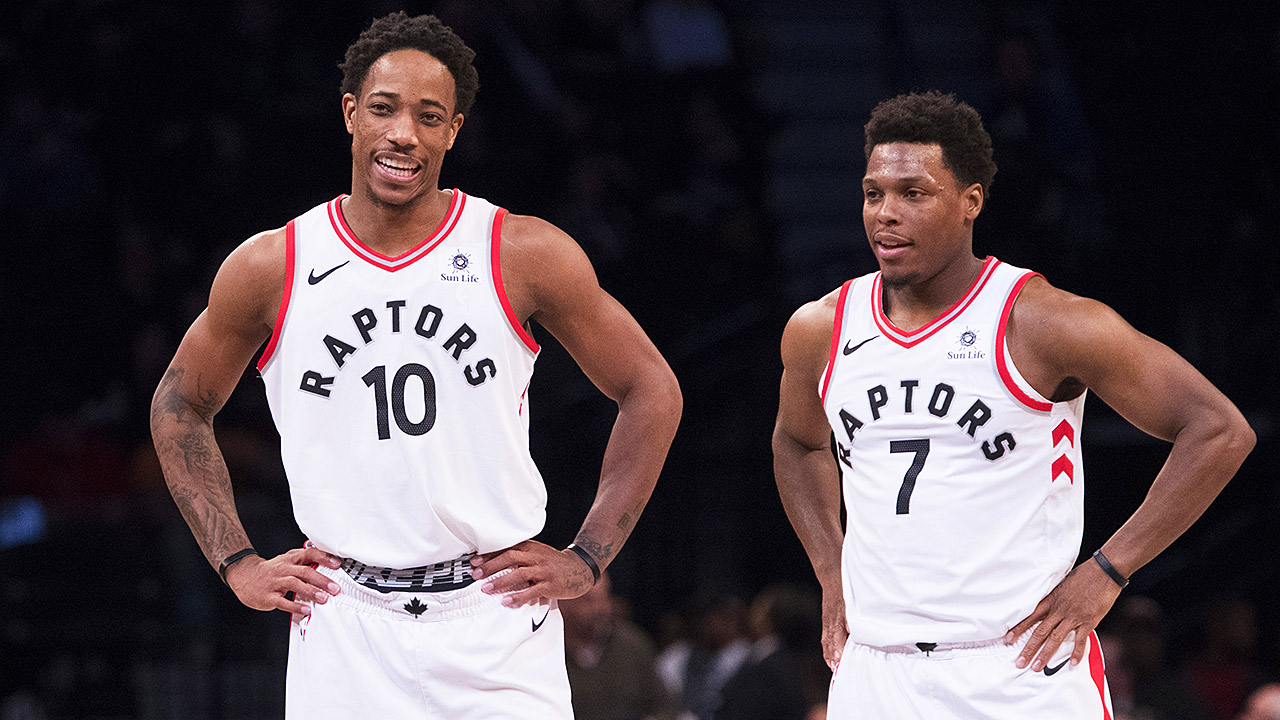 c5d148e3a Rival Watch  Raptors praised by U.S. media in wake of Game 1 victory ...