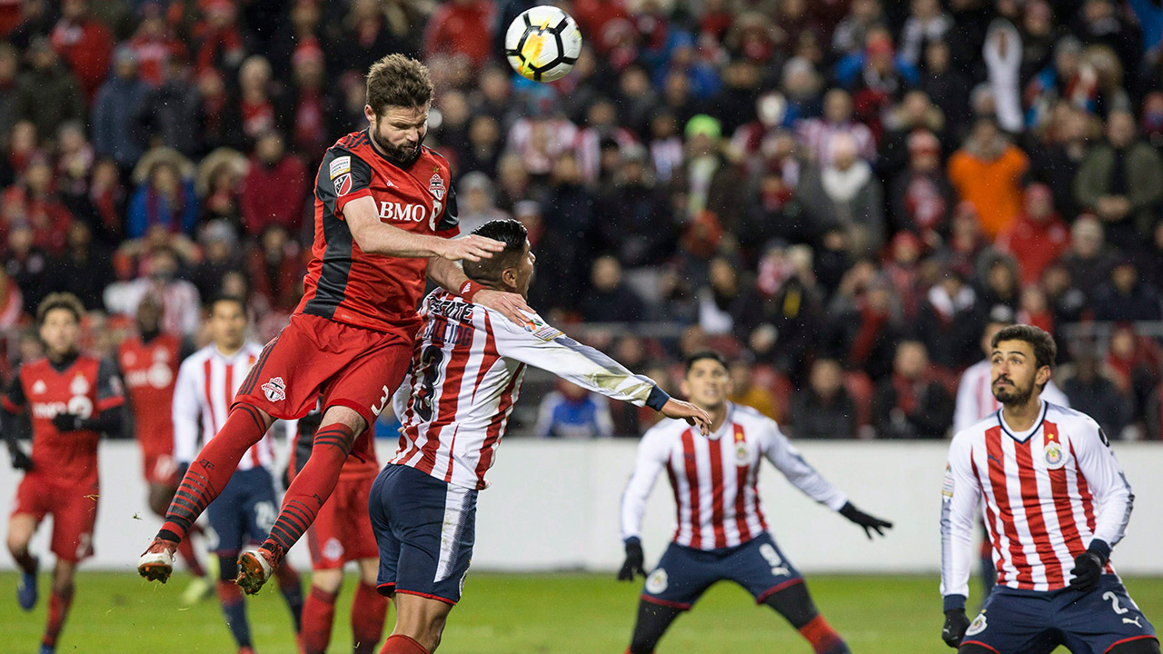 TFC down, but far from out in Champions League final series