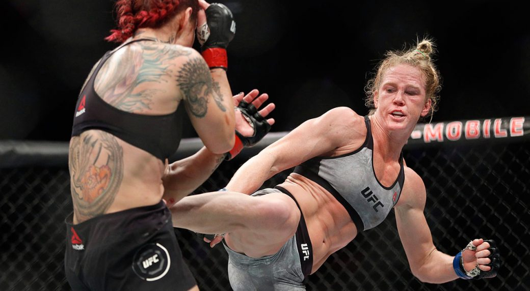 Cris Cyborg Not Surprised With Holly Holm vs. Megan Anderson Booking