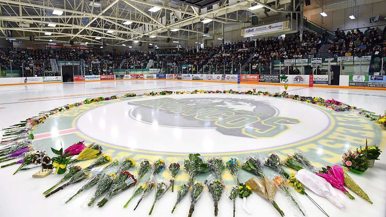 Humboldt Broncos tragedy stirs painful memories for Brian Burke