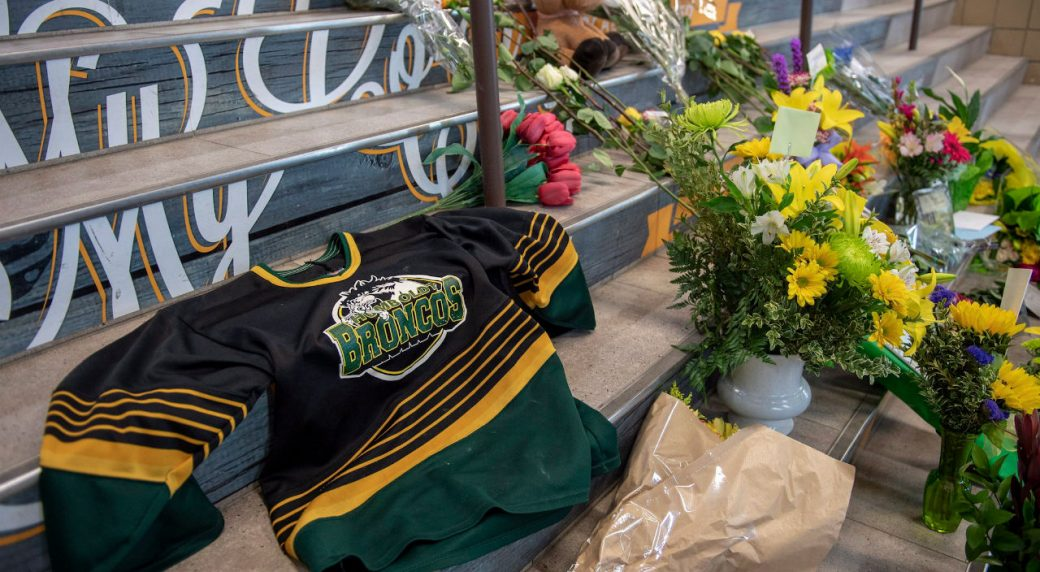 SJHL: Paralyzed Humboldt Broncos Player's Parents Deal With Phony Fundraiser