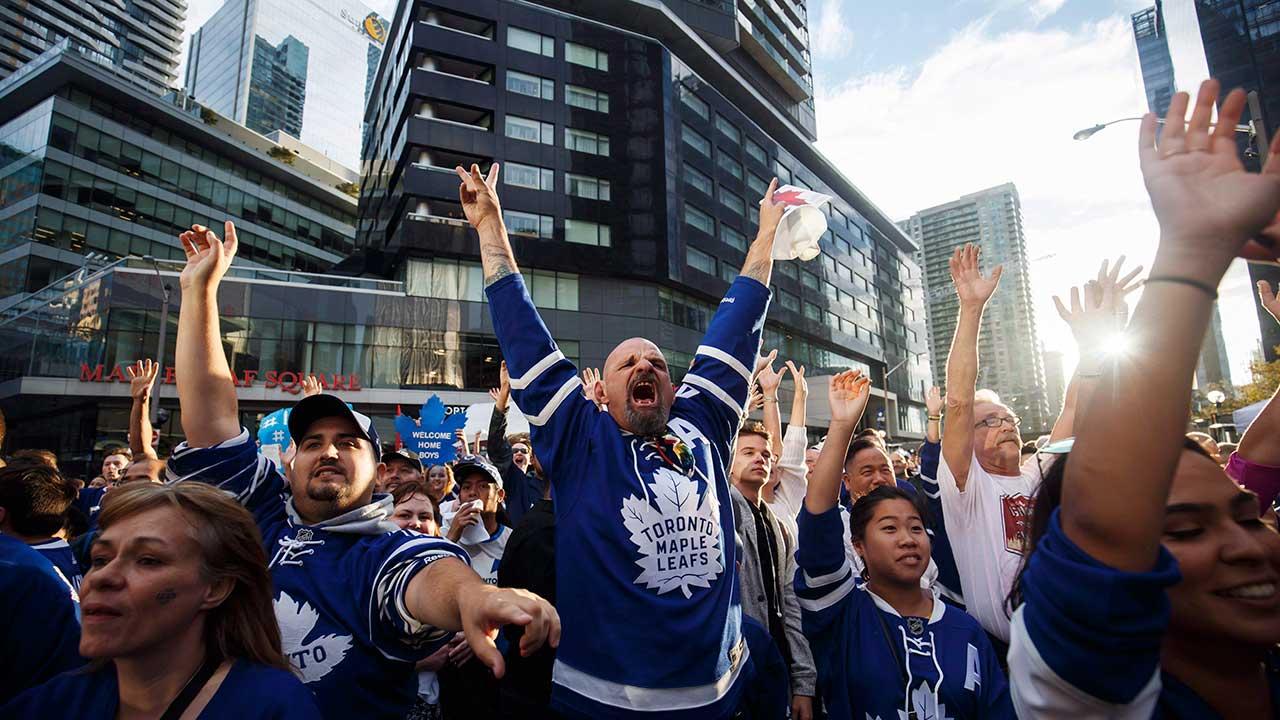 Leafs-fans