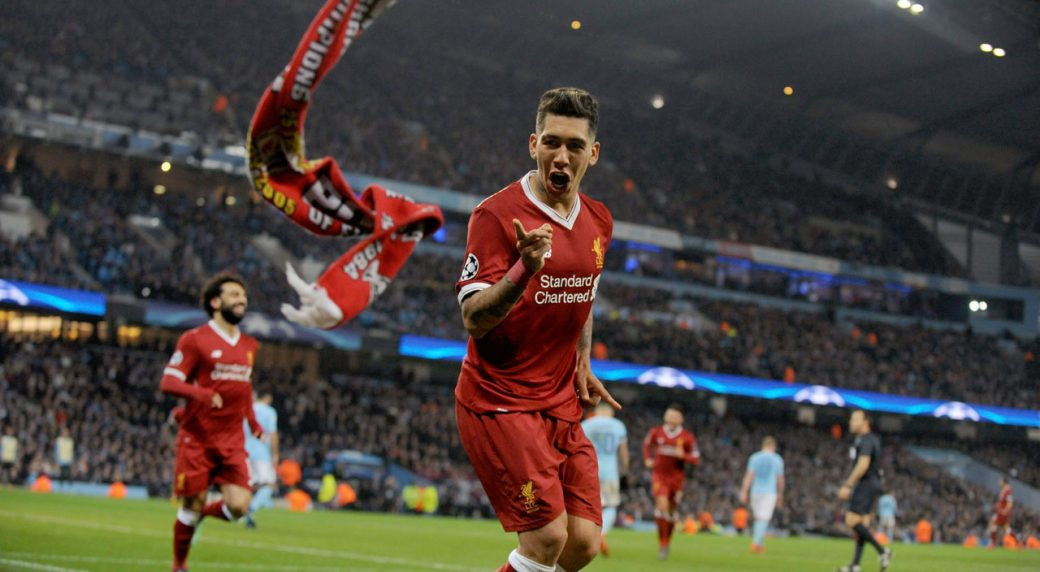 Liverpool beats Man City to head into Champions League semis