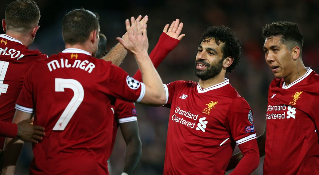 Mohamed Salah surpasses Ronaldo to become Europe's top scorer