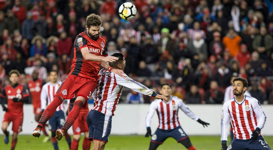 Toronto FC falls to Chivas Guadalajara in CONCACAF Champions League final