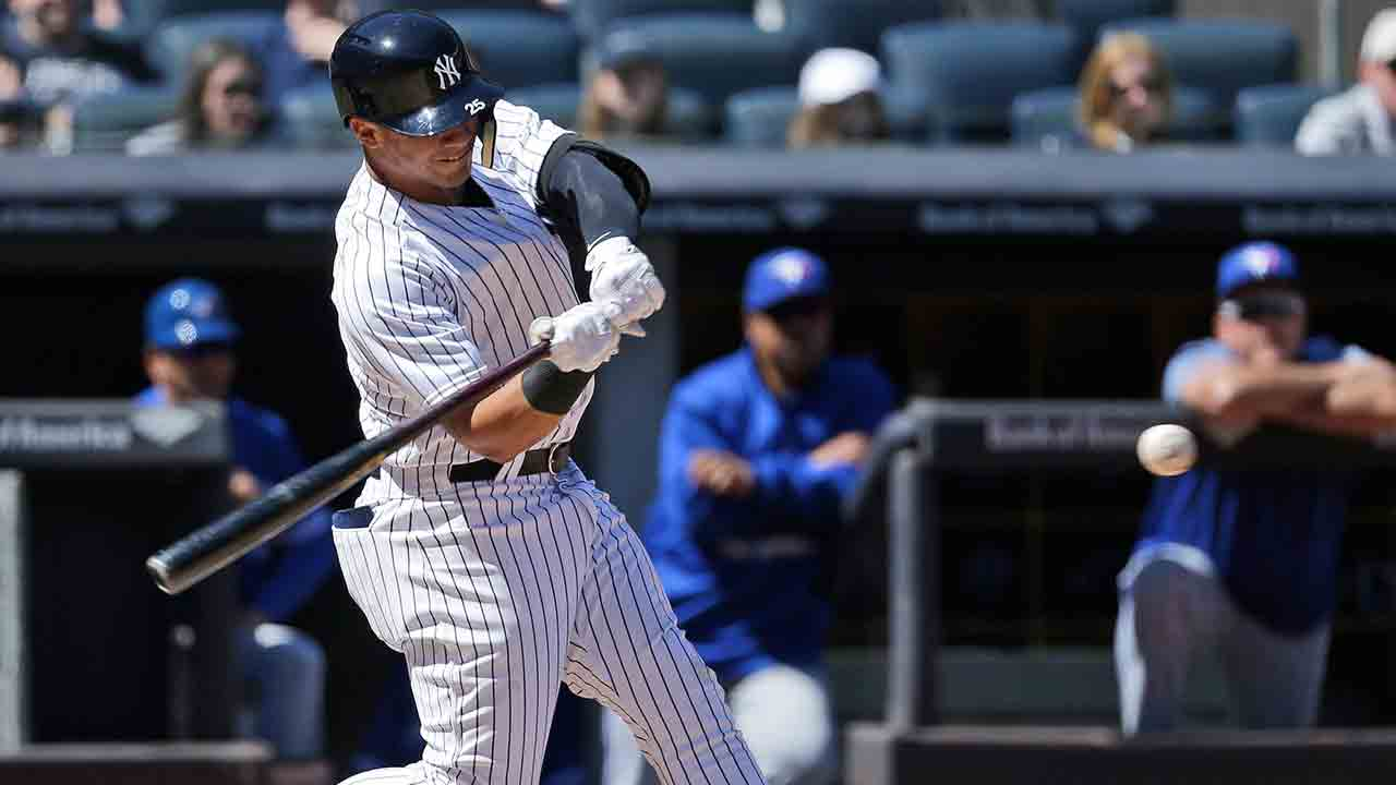 Torres makes debut as young Yankees beat Blue Jays