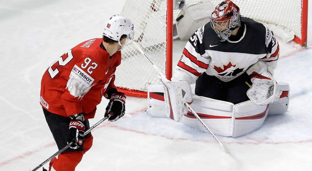 Canada loses to Switzerland in semis of men's world ...