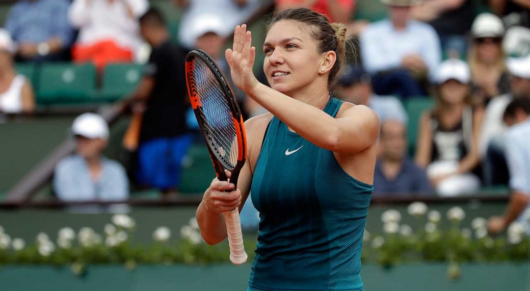 Simona Halep predicts Garbine Muguruza plan for French Open clash
