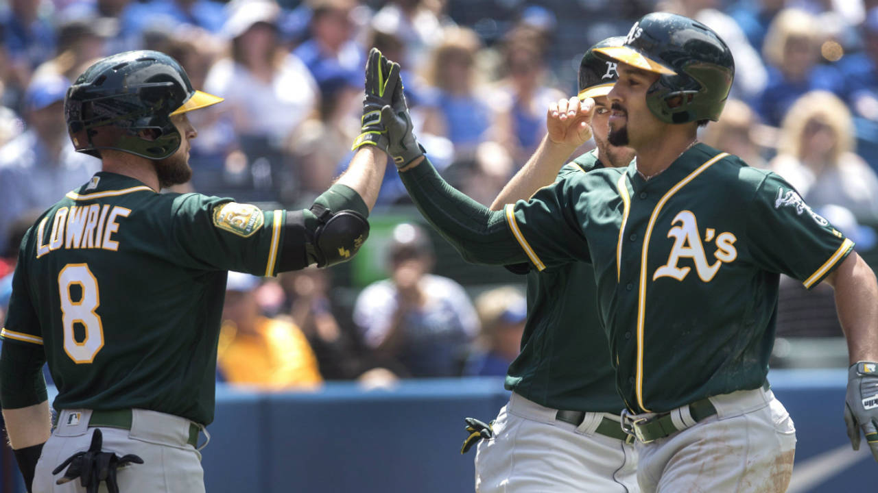 Happy-bunch-of-oakland-athletics