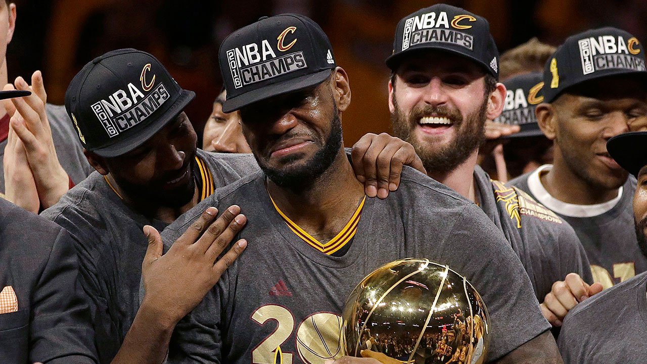 b17d2206bc82 Ranking each of LeBron James  8 NBA Finals appearances - Sportsnet.ca