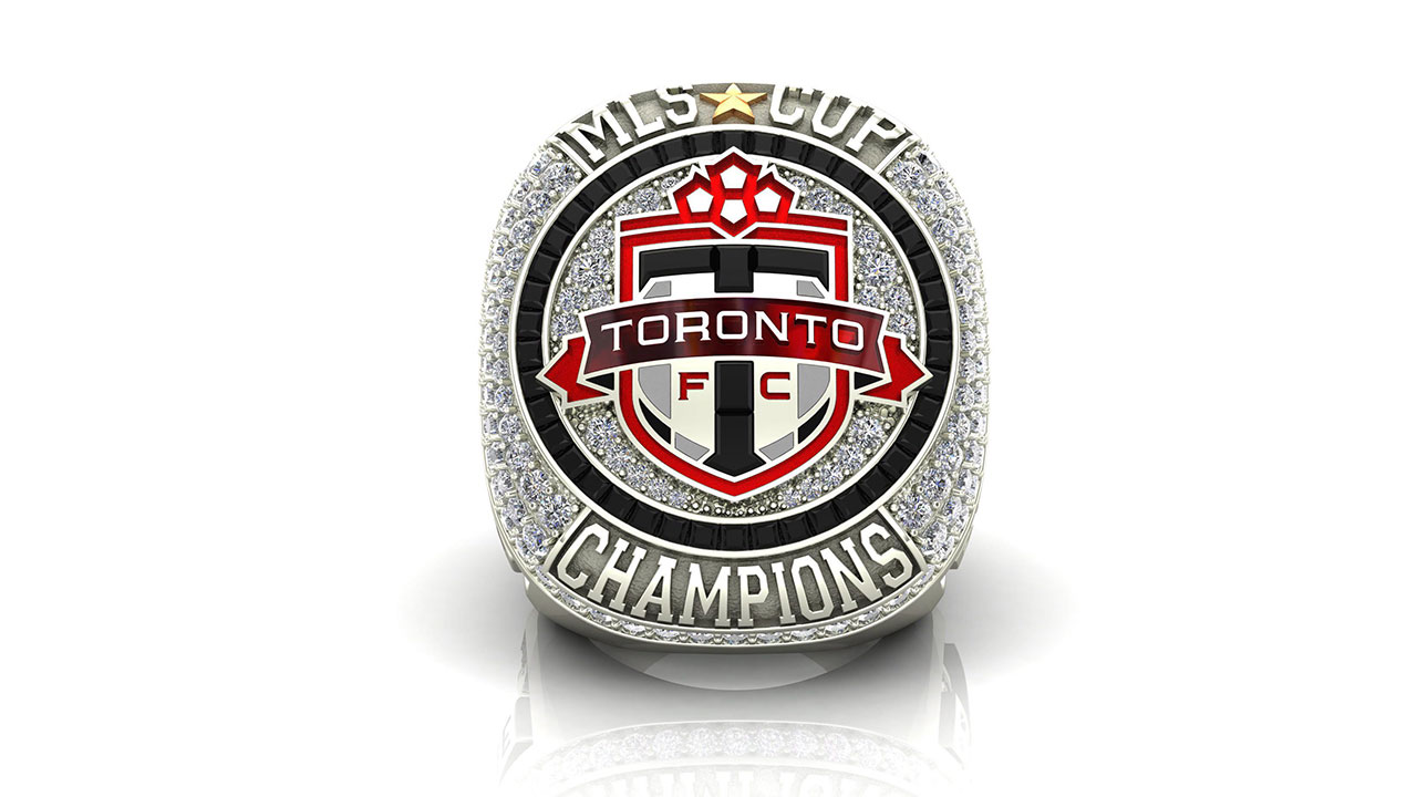 MLSE goes all out with Toronto FC championship rings