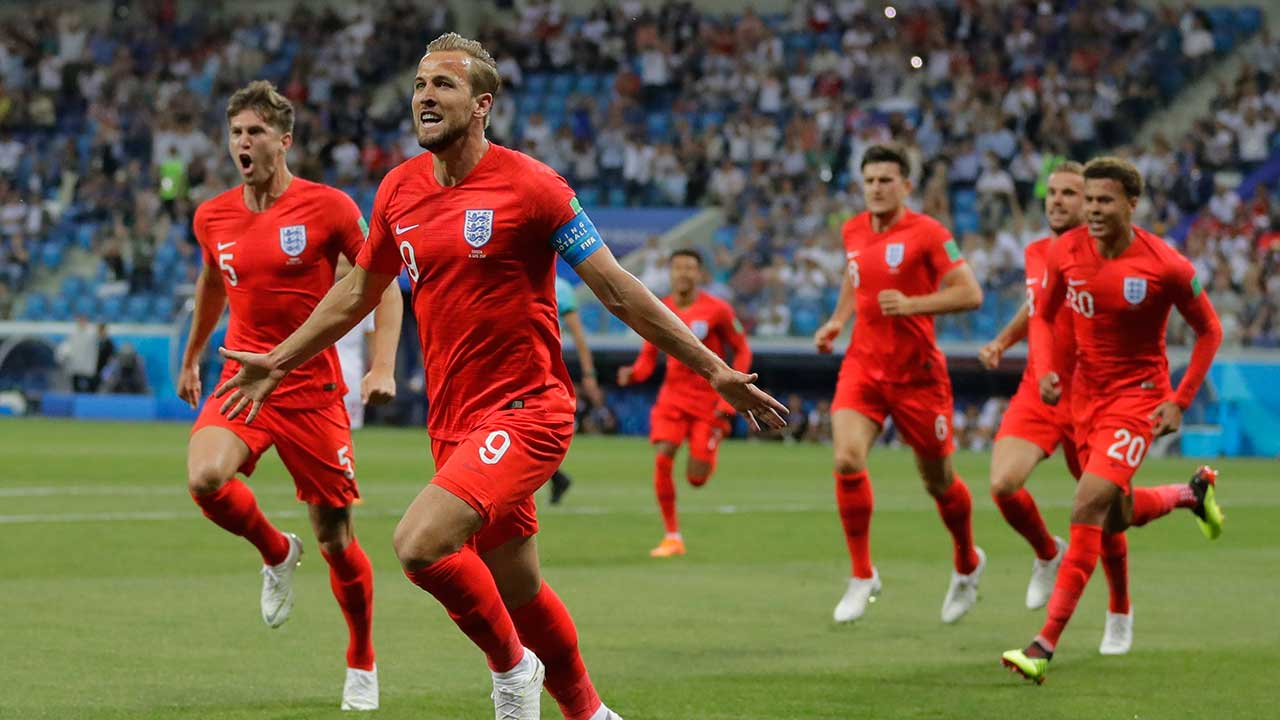 James Sharman: Things looking good for England in wide open World Cup