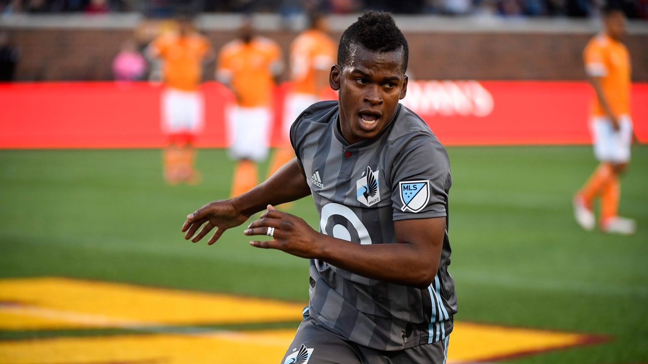 Quintero powers Minnesota United past Toronto FC