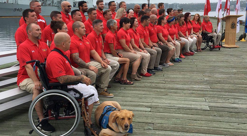 Team Canada Announced For 2018 Invictus Games In Australia