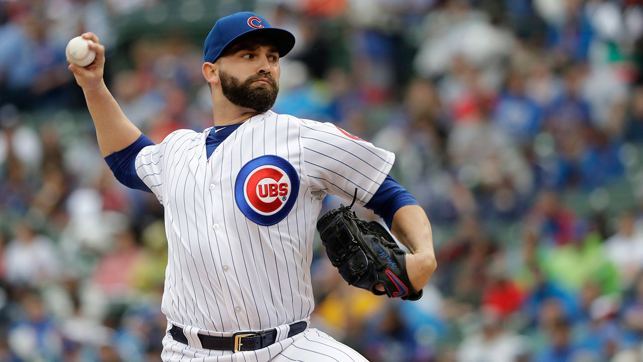 Chatwood, Cubs beat Cardinals in doubleheader opener