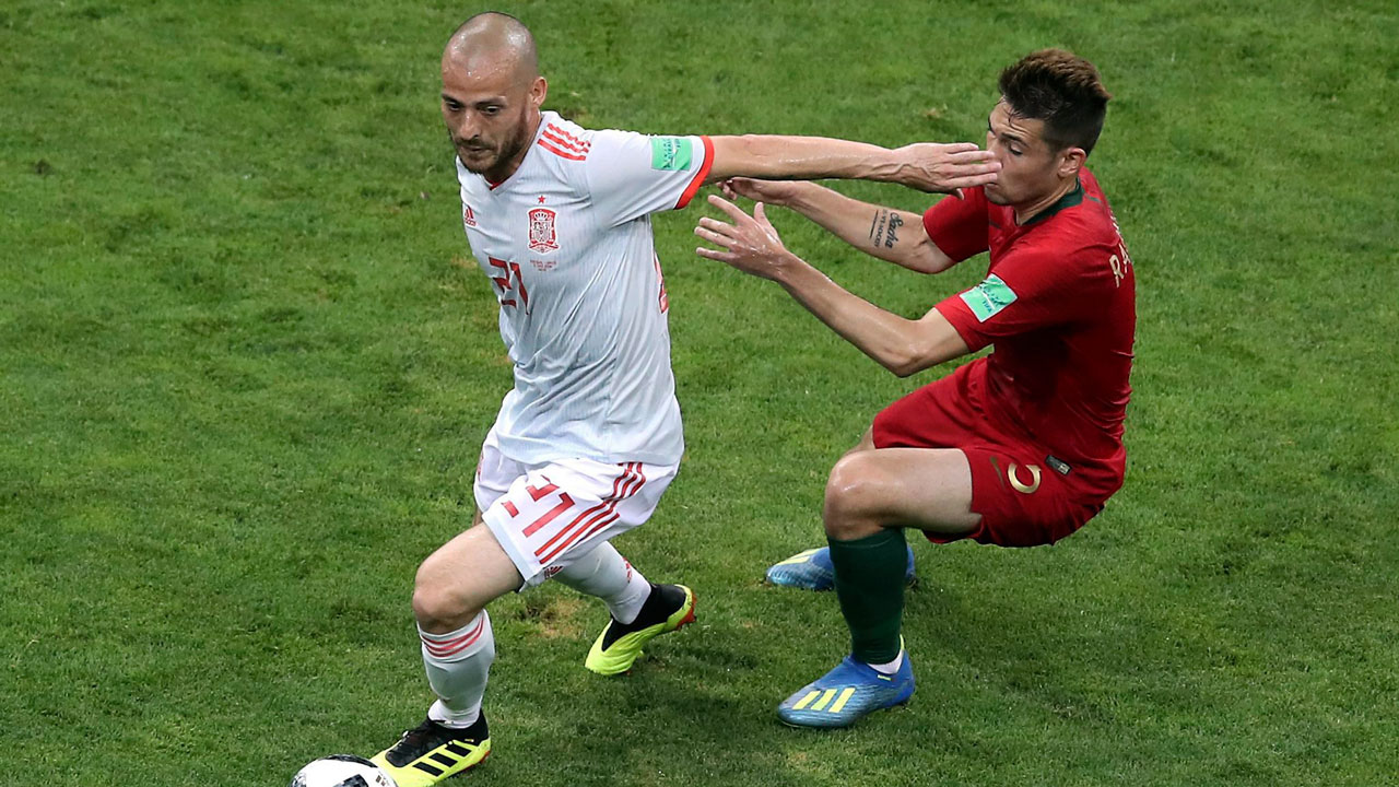 David Silva retires from Spanish national team