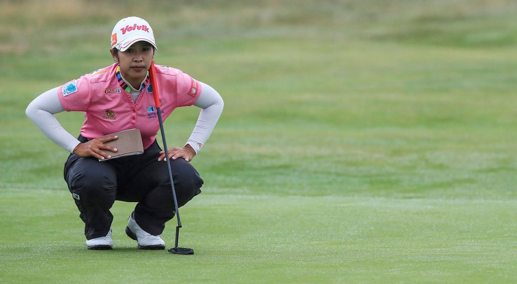 Two-stroke lead in Women's British Open makes Hall fourth Englishwoman to win