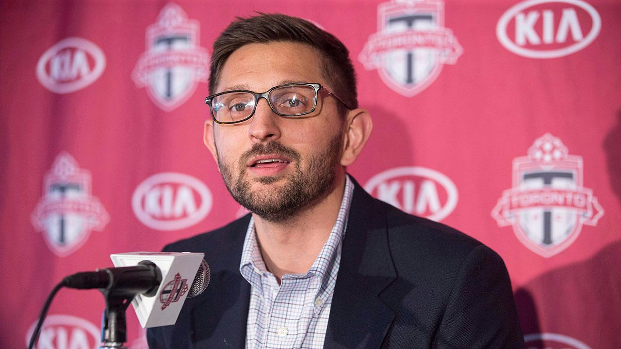 TFC GM Bezbatchenko: We need to run the table to make playoffs