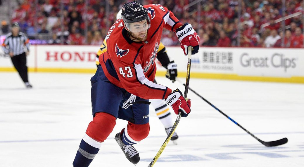 16e3e51d3 Tom Wilson to appeal 20-game suspension with 3rd-party arbitrator. Washington  Capitals right ...