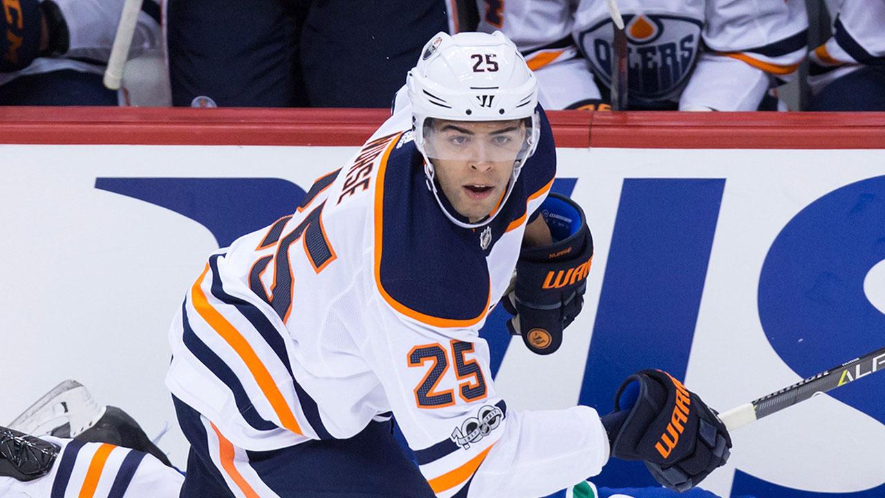 NHL Plays of the Week: Johnny Gaudreau, Darnell Nurse pot OT beauties