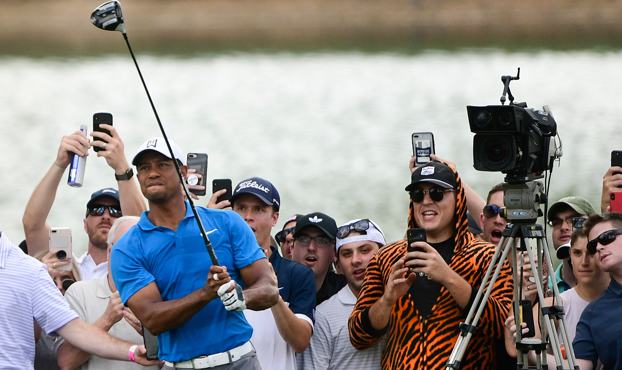 Tour Championship Live: Woods looking for first win since 2013