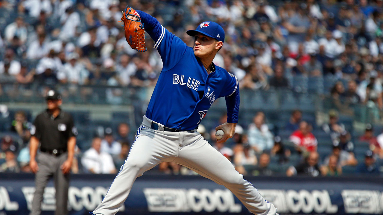 cba90271e Blue Jays  Pannone gains valuable experience in win over Yankees ...